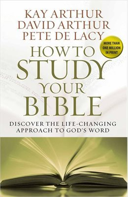Book Review – How To Study Your Bible