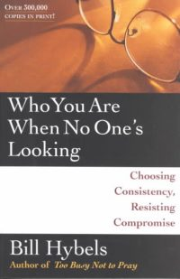 Book Review – Who You Are When No One's Looking