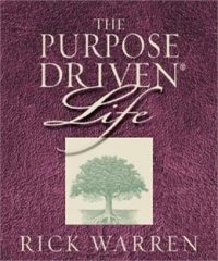Book Review – Rick Warren's The Purpose Driven Life