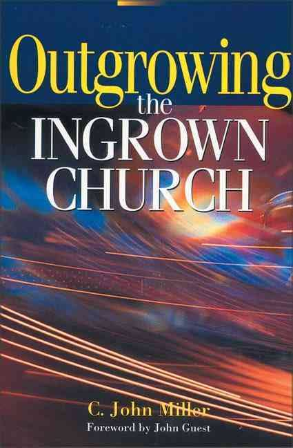 Book Review – Outgrowing The Ingrown Church