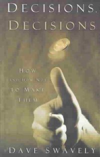 Book Review – Decisions, Decisions