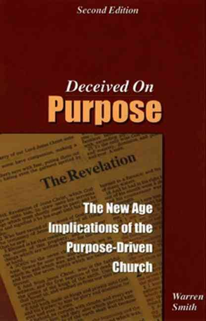 Book Review – Deceived on Purpose