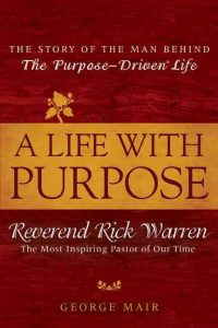 Book Review – A Life With Purpose