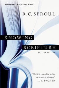 Book Review – Knowing Scripture