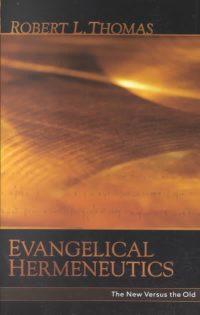 Book Review – Evangelical Hermeneutics