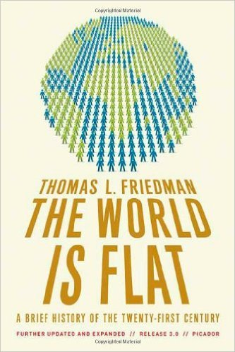 Book Review – The World is Flat