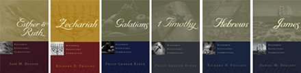Reformed Expository Commentary Series