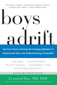 Book Review – Boys Adrift