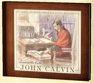 Calvin Cover