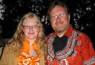 Emily and Terry Stauffer