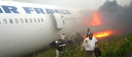 Air France 358