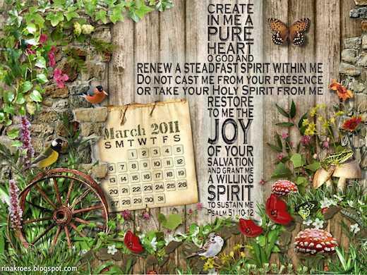 Restore the Joy of Salvation