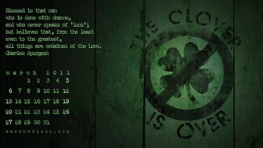 The Clover Is Over