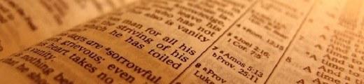 Open Bible Devotions