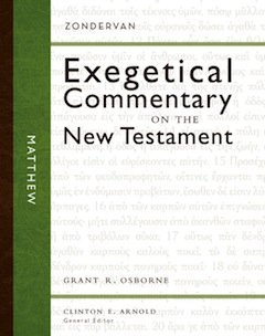 Exegetical Commentary