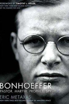 Bonhoeffer Metaxas