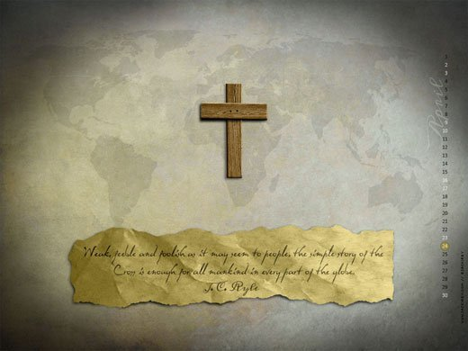 The Simple Story of the Cross