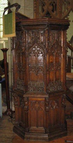 Wycliffe Pulpit