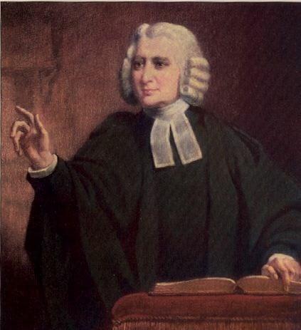 The Forgotten Wesley