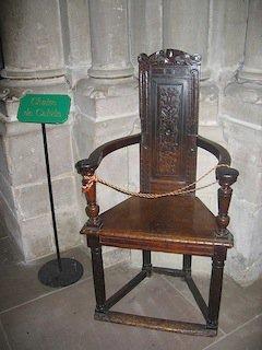 Calvins Chair