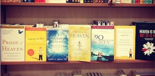Heaven Tourism Books