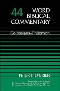OBrien Colossians