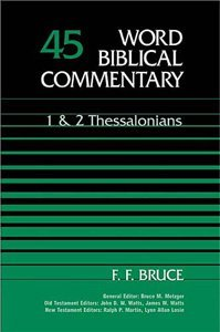 Bruce Thessalonians
