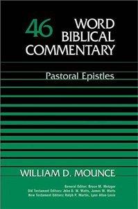 Mounce Pastorals