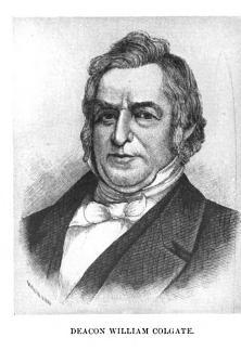 William Colgate