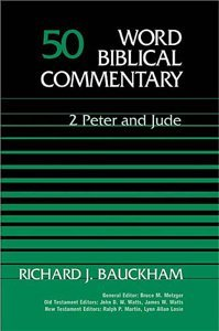 Bauckham 2 Peter and Jude