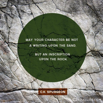 Spurgeon Rock
