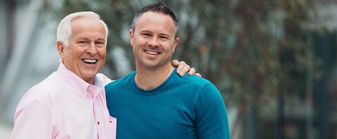 Sean and Josh McDowell