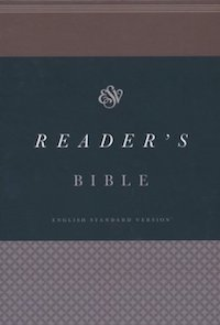 Review: ESV Reader's Bible, Six-Volume Set