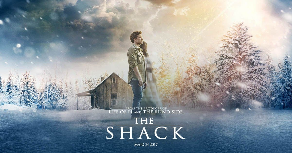 Why I Won't Be Seeing (or Reviewing) The Shack Movie - Tim