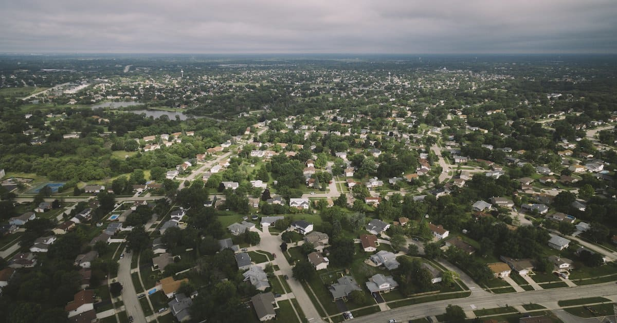 Suburban Sprawl And The Dying Dream Of Community Churches
