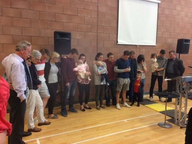 Commissioning at Niddrie