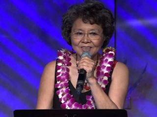 Angela Yuan Speaking
