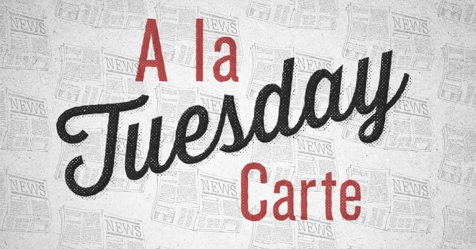 A La Carte (May 21) - Tim Challies