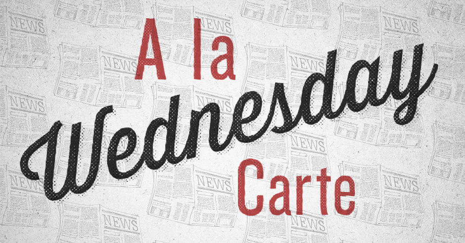 A La Carte (July 1) - Tim Challies