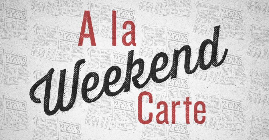 Weekend A La Carte (December 14) - Tim Challies