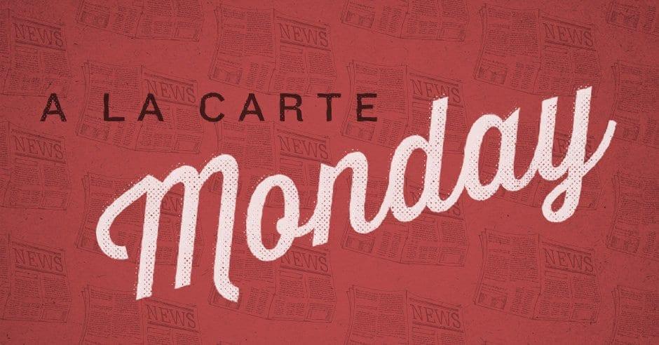 A La Carte (October 14) - Tim Challies