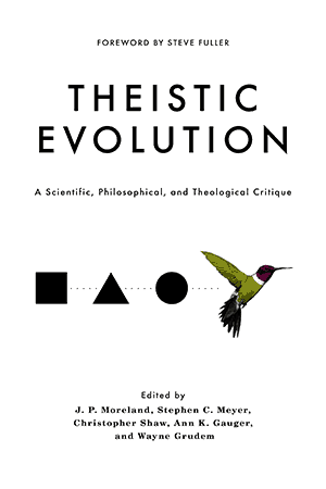 Theistic Evolution Book Cover
