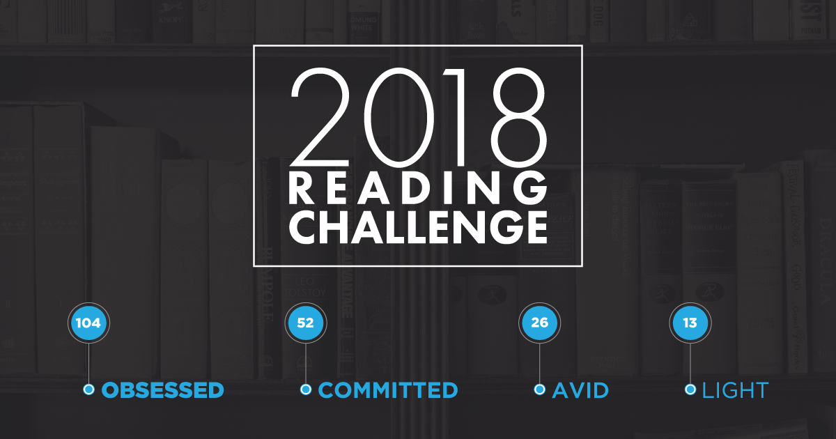The 2018 Christian Reading Challenge - Tim Challies