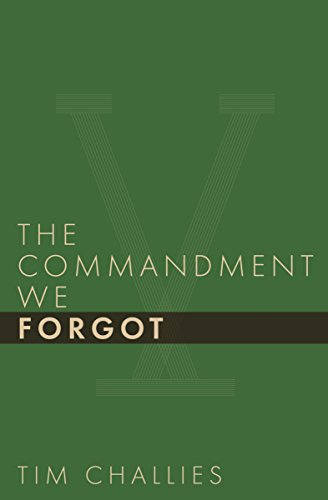 The Commandment we Forgot