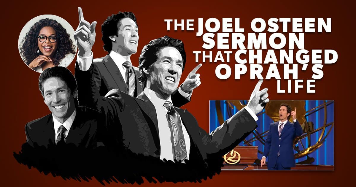 osteen oprah homosexuality and the bible in Gresham