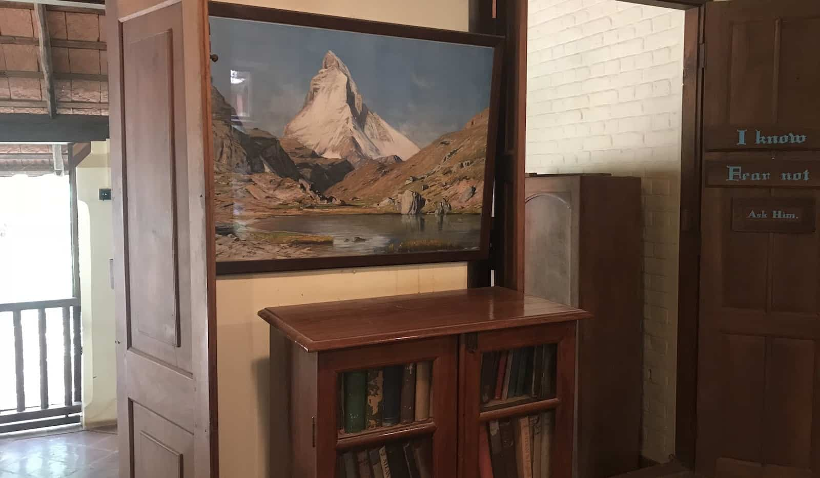 Carmichael Room