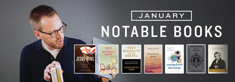 January New & Notable Books