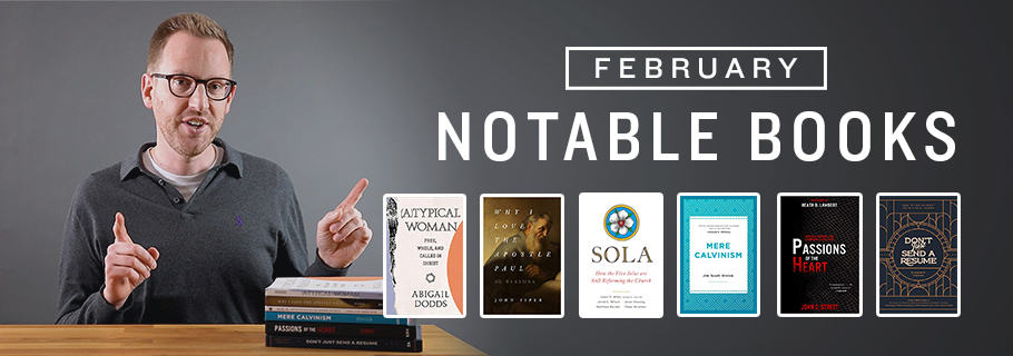 New and Notable Books for February