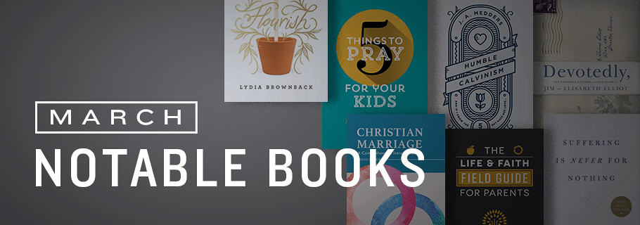 New and Notable Books for March