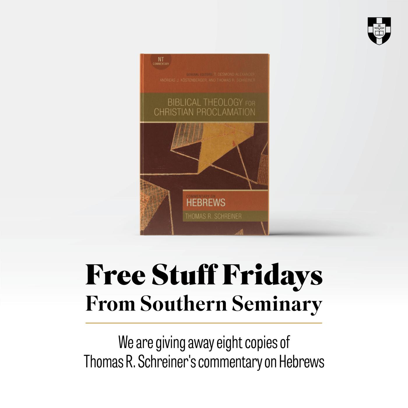 Free Stuff Fridays (Southern Seminary) - Tim Challies